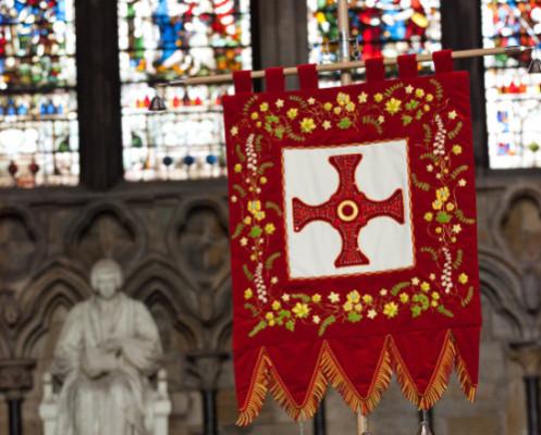 St Cuthberts Banner